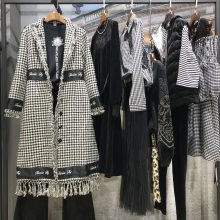 香港时尚潮牌品牌折扣走份批发工厂货源