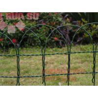 【厂家直销】钢丝网花园网、钢丝花园围栏、花园围栏、花园小围栏