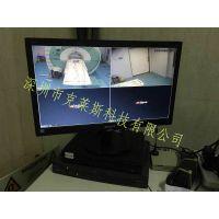 磁共振室监控,MRI监控,MRI摄像头,磁共振摄像头