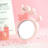 厂家直销定制图案  创意迷人化妆镜美容镜子简单风格礼品  鹿仔镜