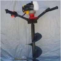 中山汽油挖坑机热卖 新款多功能植树地钻操作简单