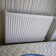 无锡中央地暖明装暖气片中央空调安装