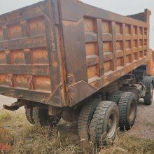 卡车之家现出售个人自卸车 陕汽德龙现车380马力