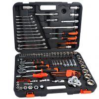 华丰巨箭汽车修理套筒扳手组合工具 121件综合维修套装工具
