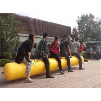 趣味运动会道具充气毛毛虫儿童感统训练器材拓展游戏竞速道具团队