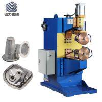 惠州德力厂家暖气片滚焊机 镀锌板滚焊机 散热器生产线