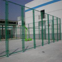 学校套管组装球场围网 框架勾花网围栏网 统卡组装球场护栏网