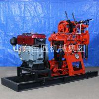 巨匠集团提供XY-150液压高速勘探钻机地质百米钻机