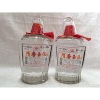 陕北特产 隋唐玉液 水晶500ml*6瓶装 50度白酒 量大从优