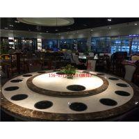 晋江酒店电动餐桌