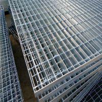 齿形防滑格栅 电厂平台格栅 扁铁焊接网格板