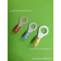 供应  尼龙圆形接线端子、红铜端子   UL,CSA认证