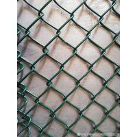 安平俊松墨绿色包胶菱形网订购