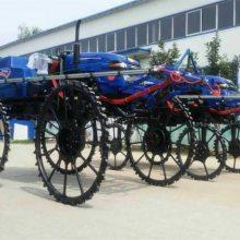 长期销售水旱两用撒肥一体机自走式喷杆农用打药机玉米小麦喷雾器