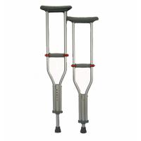加厚可调节防滑腋下拐杖 老人残疾医用老年双拐手杖助行器 助步器