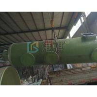 【脱硫除尘器净化塔】旋流塔板高效脱硫除尘器-港骐