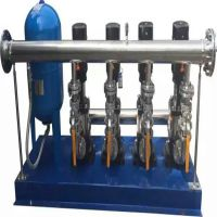 卓智供应定压补水真空脱气装置定压补水设备囊式落地膨胀水箱