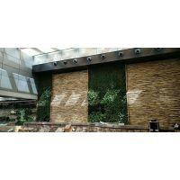 室内前台植物墙 阳台室外植物墙 成都边坡绿化