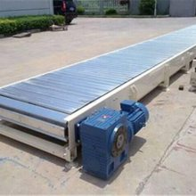 不锈钢链板输送机厂家加厚 链板输送机图纸