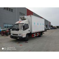 江铃顺达宽体冷藏车 4.2米冷藏车厂家 多种供选L国五排放小型物流冷链运输车厂家