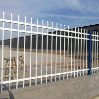 小区围墙护栏 锌钢护栏多少钱一米 铁艺围栏