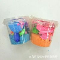 彩色泥土粘土 儿童橡皮泥模具套装彩泥黏土工具小孩手工玩具批发