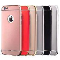 外贸新款 三星红米苹果iPhonex电镀三合一手机壳 防摔专用保护套
