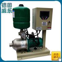 进口wilo水泵MHI1602N-1/10/E/3-380-50-2无负压变频供水设备威乐价格表
