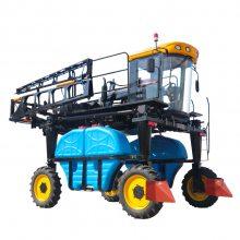 厂家直销国补新型高地隙自走式喷杆喷雾机施肥器打药机
