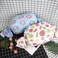 糖果抱枕毛绒玩具羽绒棉睡觉公仔娃娃靠垫送女生创意中秋节礼物品