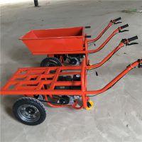 山东奔力机械 动力足载重强手推车 可进入楼道电梯汽油两轮车