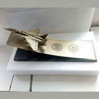 定制金属舰载机飞机模型战斗机模型铝合金飞机礼品模型锌合金飞机模型