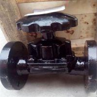 专业生产隔膜阀 EG41J-6/10 铸铁英标衬胶隔膜阀 DN32 昆明市阀门厂