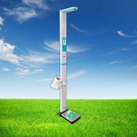 供应上禾科技SH-600GX便携式身高体重血压心率测量仪,欧姆龙血压计