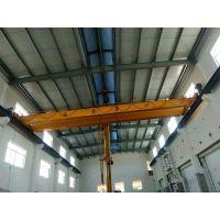 现货供应1T移动悬臂吊2吨立柱式旋臂吊机