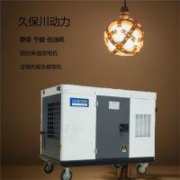 移动式25千瓦永磁柴油发电机