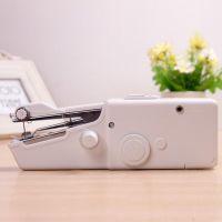 迷你缝纫机 便携式多功能家用小型袖珍电动缝纫机 手持