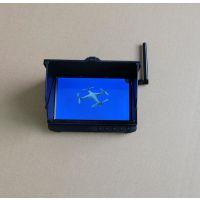 32CH频道5.8G航拍DVR接收机 FPV接收录像机(5英寸屏,3200毫安时)