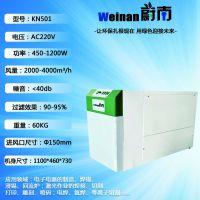 蔚南KN系列焊接粉尘净化装置