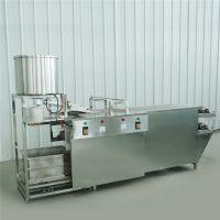 全自动豆腐皮机就选鑫丰仿手工豆腐皮机器