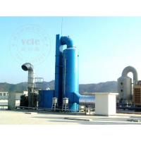 富士康科技集团压铸机中央熔炉烟尘废气净化工程设备达标验收