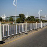 三门峡陕县灵宝市政道路隔离交通护栏道路护栏 京式分体ADL-JF京式分体型