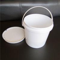 2L注塑PP桶 2千克水桶 2公斤尿素桶通用包装