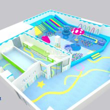 室内儿童水上乐园加盟品牌 成就创业新市场