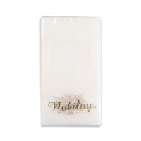 Nobility诺比缇LS-4062 酒店客房日用品 一次性香皂 55g 白色麦皮皂
