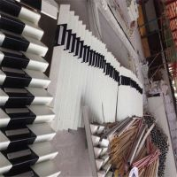 泸西管线120*120*100*1250玻璃钢轮廓标加工厂家