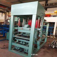 南京多功能免烧砖机 中小型液压砌块机成套设备 型号全价格低节能