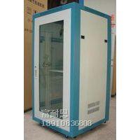 厂家直销网络机柜2米机柜1米机柜监控孔安防设备柜
