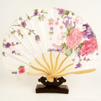中国特色创意扇子折扇日式复古风便携小复古迷你舞蹈跳舞夏季扇子