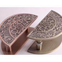 高端定制铝板雕刻拉手 仿古铜